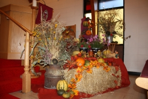 Autumn Display, 2012